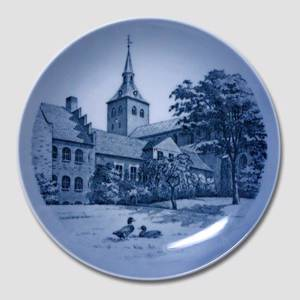 Royal Copenhagen Church plate, Cathedral of Odense | No. RNR4-4754 | Alt. DV.7000 | DPH Trading