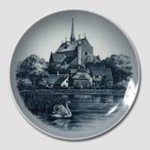 Royal Copenhagen Church plate, Cathedral of Haderslev