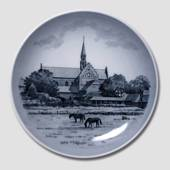 Church plate, Loegumkloster Church, Royal Copenhagen