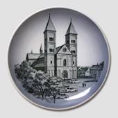Royal Copenhagen Church plate, Cathedral of Viborg