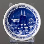 1998 Christmas plaquette, Royal Copenhagen