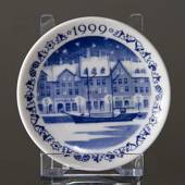 1999 Christmas plaquette, Royal Copenhagen
