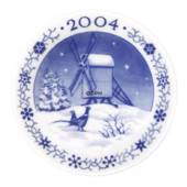 2004 Christmas plaquette, Royal Copenhagen