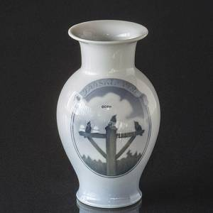 Easter vase 1927, Royal Copenhagen | Year 1927 | No. RPV1927 | DPH Trading