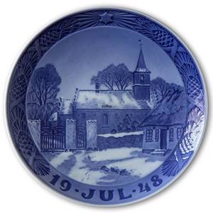The church in Noddebo,