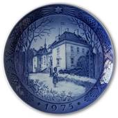 Marselisborg Palace 1975, Royal Copenhagen Christmas plate