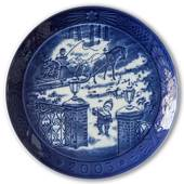 Season's Greetings 2003, Royal Copenhagen Christmas plate