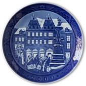 Christmas at Amagertorv 2009, Royal Copenhagen Christmas plate