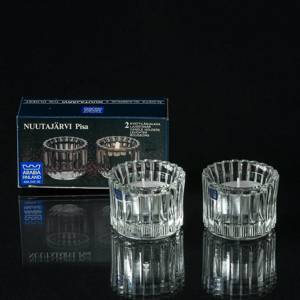 Tealight candleholders, set of 2 pcs. | No. S1027 | DPH Trading