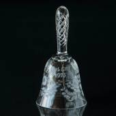Glass bell 1975, small