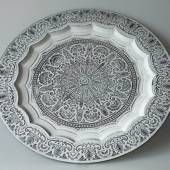 Large tray, diameter 59 cm