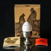 1982 Scandia Pewter Egg Cup, Orpington