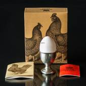 1989 Scandia Pewter Egg Cup, Cornish