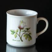 Swedish Landscape Flower Mug Härjedalen Lady of the Snows