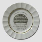 1970 The Navy's Christmas plate, Royal Copenhagen