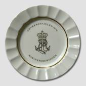 1974 The Navy's Christmas plate, Royal Copenhagen