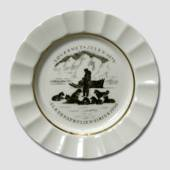 1975 The Navy's Christmas plate, Royal Copenhagen