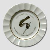 1976 The Navy's Christmas plate, Royal Copenhagen