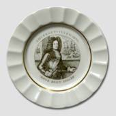 1977 The Navy's Christmas plate, Royal Copenhagen