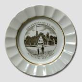 1981 The Navy's Christmas plate, Royal Copenhagen