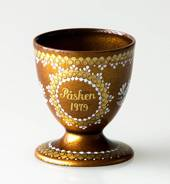 1979 Steinböck Easter egg cup, Cupper