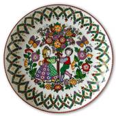 1980 Steinböck mother's day plate