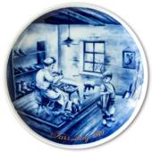 1979 Tettau father's day plate