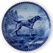 Tove Svendsen Dog plate, German Shorthaired Pointer