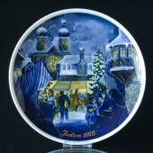 1975 Tettau traditional Christmas plate
