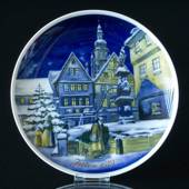 1979 Tettau traditional Christmas plate