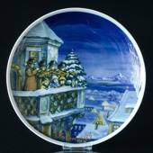 1983 Tettau traditional Christmas plate