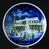 1994 Tettau traditional Christmas plate