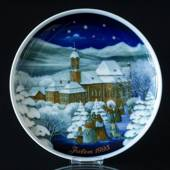 1995 Tettau traditional Christmas plate
