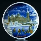 1996 Tettau traditional Christmas plate