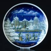1997 Tettau traditional Christmas plate