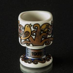 1978 Arabia Annual Egg cup
