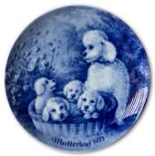 Berlin Design mother's day plate 1971 (German Text)