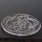1974 Rosenthal Annual plate in glass