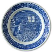 1971 Rorstrand Father's Day plate