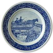 1979 Rorstrand Father's Day plate
