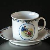 Swedish Regional Costumes Coffee Cup No. 18 Värmland