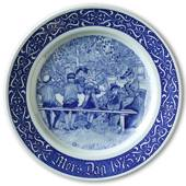 1973 Rorstrand Mother´s Day plate