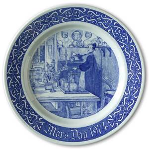 1974 Rorstrand Mother´s Day plate