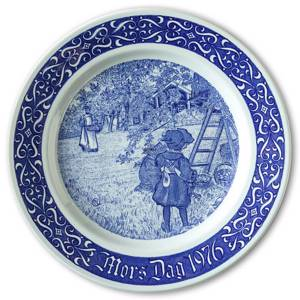 1976 Rorstrand Mother´s Day plate