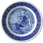 1980 Rorstrand Mother´s Day plate