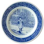 1982 Rorstrand Mother´s Day plate