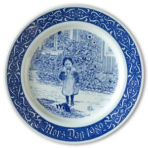 1982 Rorstrand Mother´s Day plate | Year 1982 | No. XRM1982 | DPH Trading