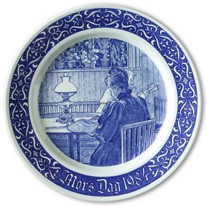 1984 Rorstrand Mother´s Day plate