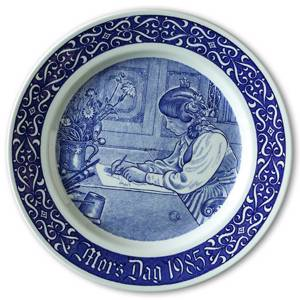 1985 Rorstrand Mother´s Day plate | Year 1985 | No. XRM1985 | DPH Trading