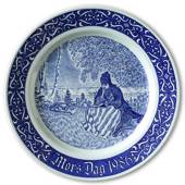 1986 Rorstrand Mother´s Day plate